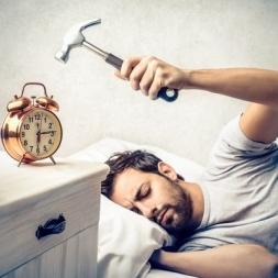 رهايي از خواب سر صبح