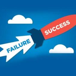 شکست؛ آذوقهی مسیر موفقیت