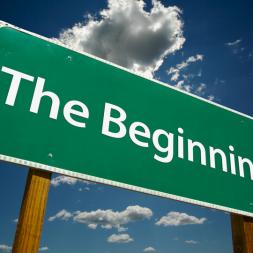 قدم اول سخت ترین وآسان ترین است